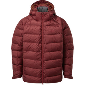Rab Axion Pro Jakke Herrer, oxblood red